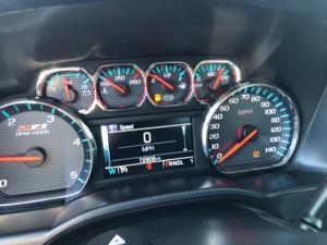 Odometer (Start Vehicle)