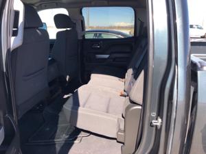 LT Rear Interior