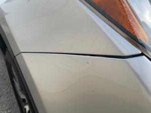 Damage: Front Bumper