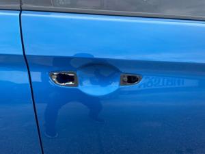 Damage: Right Front Door Handle
