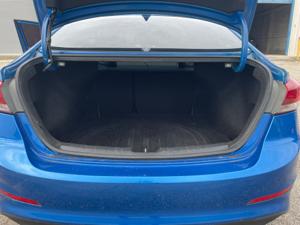 Trunk / Interior