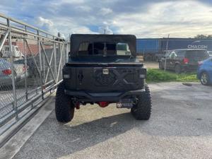 Rear Trunk / Bumper