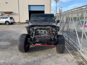 Front Hood / Bumper