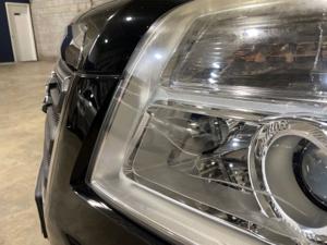Damage: Left Head Lamp