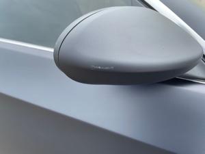 Damage: Rear View Mirror
